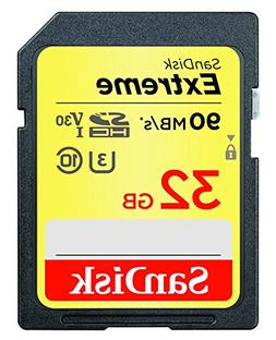 Sandisk Extreme - Flash memory Card - 32 GB - SDHC UHS-I - b