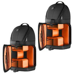 Waterproof Backpack for Nikon/ Canon/ Sony DSLR Camera and L