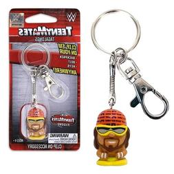 WWE Teenymates Tagalong Key Chain With Clip. Macho Man, The